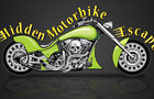 Hidden Motorbike escape game