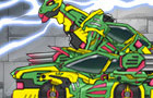 Dino Robot - Therizinosaurus