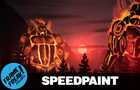 FIRE GIANTS - Speedpaint