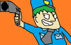 JACKSEPTICEYE ANIMATED - Police Chief Jack!