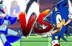 Sonic VS Megaman X Part 1