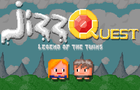 JizzQuest - Legend of the twins Delux
