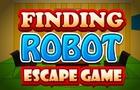Meena Finding Robot Escape Game