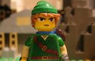 The Legend of Zelda: Lego Animation
