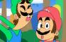 Mama Luigi Reanimated Scene