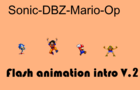 Flash animation intro V2