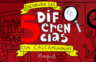 CalcaMunguias - 5 Differents