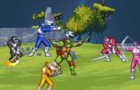 Mega Orochi Brawl Melee: Battle for the 4th Dimension