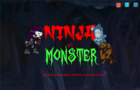 ninja vs monster