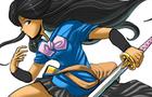 Amena's Super Fighting Adventure