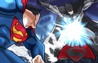Batman v Superman Animated Parody