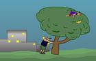 Bambam derruba as árvores de Ibirapuera