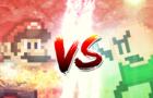 Super Minecraft KID VS Mario - BOSS BATTLE (Animation)