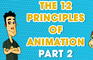 Monkey Wrench - The 12 Principles of Animation Part 2