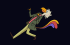 Silly walk Animation: Bird Swag