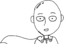 saitama vs genos (sketch)