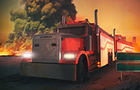 18 Wheeler Fire Truck