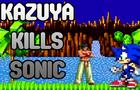 Kazuya Mishima Kills Sonic