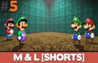 M & L [Shorts] - Paper Sprite
