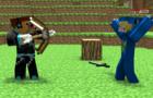 Minecraft Skywars Intro