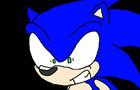 Sonic Goes Super