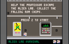 Alien Lab Survival