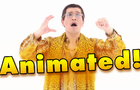 PPAP Pen Pineapple Apple Pen ANIMATED! by jessejayjones