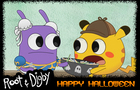 Happy Halloween | Root & Digby