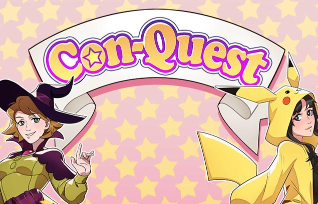 Con-quest poke-con codes