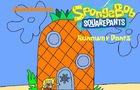 Spongebob Squarepants Runaway Pants