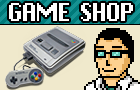 Vintage Game Shop by drludos