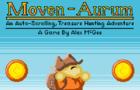 Moven Aurum: An Auto-Scrolling, Treasure Hunting Adventure