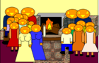 The Pumpkin family: Pumpkin harvest