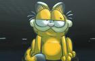 Garfield meets Westworld