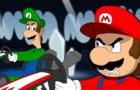 Mario Kart Ultimate Racing - Crystal Caves