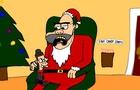 Grumpy Mall Santa