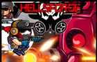 Hellsforge by Frozennnn