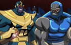 Thanos and Darkseid (Epic Encounter)