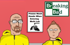 Breaking Bad Animated Spoof