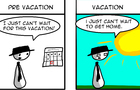 My Life Pt 1: The Road to the Vacation
