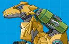 Robot Dinosaur War Megalosaurus