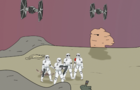 STORM TROOPER TRAINING CAMP