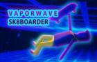 V A P O R W A V E skateboarder (スケートボーダー)