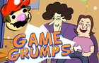 GameGrumps Animated: Mario on Shrooms