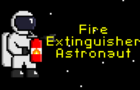 Fire Extinguisher Astronaut