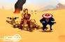 Avengers vs AIM