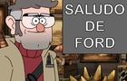 Gravity Falls - Saludo de Stan Ford
