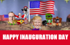 MAGA Deportation Force: Happy Inauguration Day