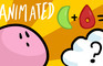 Mixing power-ups with kirby: FIRE + CUTTER