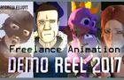 Animation DEMO REEL 2017